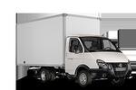 Изотермический фургон на базе ГАЗель Бизнес