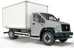 Промтоварный фургон на базе ГАЗон Next