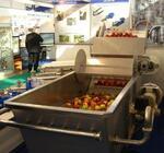 """Моечная вентиляторная """"барботажная"""" машина (мойка фруктов, овощей и ягод)"""