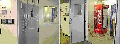 Испытательные климатические камеры