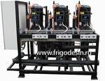 Энергосберегающие централи на базе спиральных компрессоров COPELAND