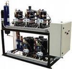 Многокомпрессорные холодильные агрегаты, централи