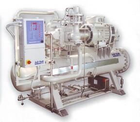 Промышленные компрессорные агрегаты J&E Hall серии HSP 4200