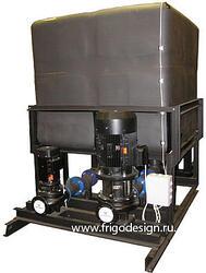 Промышленные насосные агрегаты