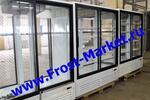 Холодильный шкаф б у купе 1,5 K2 (B/Prm, +5...+10) (остекление 2-х сторон)