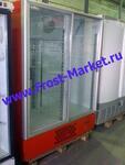 Холодильный комбинированный шкаф б у Кифато Арктика 1400 пресерв купе вентилируемый