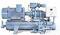 Одноступенчатые винтовые компрессорные агрегаты типа SSP1