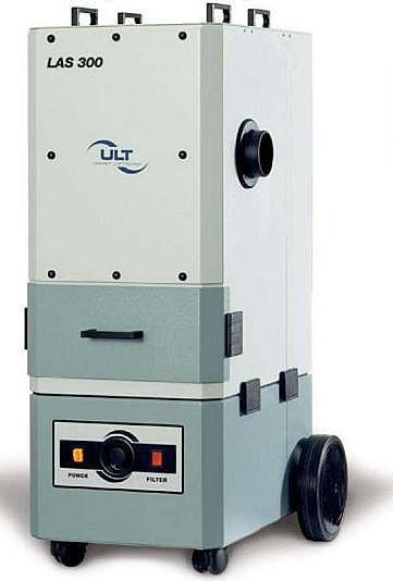 Системы дымоудаления и фильтрации серии LAS.