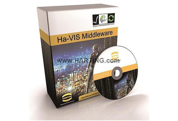 Промежуточное программное обеспечение HARTING Ha-VIS Middleware inkl. XML-Subscriber