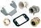 Аксессуары для кабельных / блочных кожухов и контактных вставок соединителей серии Han®