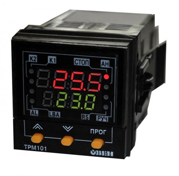 ПИД-регулятор с универсальным входом и RS-485 ОВЕН ТРМ101