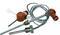 ДТСхх4 термосопротивления с кабельным выводом