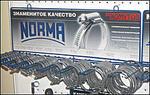 Хомут червячный Norma Torro по DIN 3017