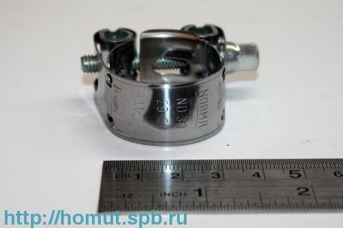 Хомут NORMA GBS M W2 29-31/18
