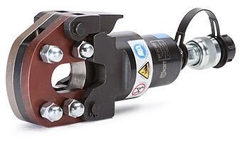 Тросорезы ручные и гидравлические для резки стальных тросов ТРГ-24 (™КВТ)