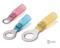 Наконечники кольцевые изолированные с термоусаживаемой манжетой — НКИ-Т НКИ-Т 1.5–6 (™КВТ)