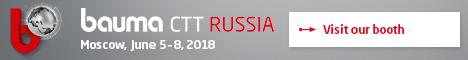 Bauma CTT RUSSIA 2018