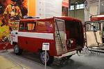 Новый пожарный автомобиль первой помощи на базе УАЗ 390995