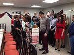 Нижегородский офис встретил своего руководителя хлебом солью!