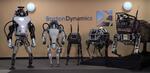 Boston Dynamics показала «робота-жирафа»