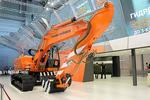 Уралвагонзавод представил новейший экскаватор ЭО-41211А массой 23 тонны