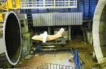 ЦАГИ провели испытания на флаттер ВТС Ил-112В