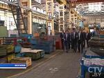 Китайская машиностроительная компания налаживает сотрудничество с могилевскими заводами