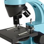 Ученые разработали микроскоп, который видит элементы меньше атома