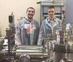 Ученые ДВФУ создали новые ультратонкие материалы для электроники