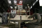 На первом энергоблоке Ленинградской АЭС-2 состоялся первый запуск перегрузочной машины