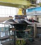 На Саратовской ГЭС введен очередной модернизированный гидроагрегат