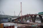 Компания «Пилон» завершила монтаж пролетных строений Яхтенного моста в Санкт-Петребурге