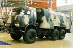 Сибирские связисты ЦВО получили около десяти командно-штабных машин