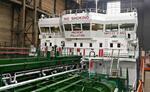 На заводе «Красное Сормово» спущен на воду новый танкер Pioneer-2
