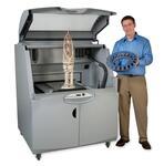В Москве представили самый большой в России 3D-принтер