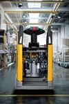 Новые электрические тележки ERE от Jungheinrich – самые компактные и быстрые