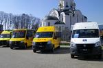 В Калининграде представили автомобильную технику отечественного производства