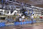 Объем производства заводов Hyundai, Nissan и Toyota в Петербурге вырос до 3-летнего максимума