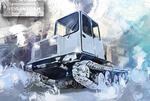 Челябинская мощь»: на рынок РФ выходит новейший колесный трактор Б-14