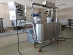 Испытания сыродельной ванны (сыроизготовителя) на 500 литров