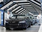 В России может быть восстановлен завод Audi