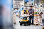 Jungheinrich представляет EKM 202 – новый комплектовщик для штучного подбора и мелких грузов