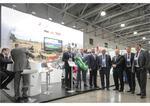 Компания JoyGlobal (сейчас Komatsu Mining) впервые приняла участие в международной выставке