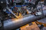 Производство труб большого диаметра запущено в Московской области