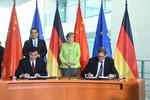 Anhui Jianghuai Automobile Co., Ltd. и Volkswagen Group открыли новую веху сотрудничества.