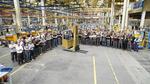 Jungheinrich отмечает 50-летний юбилей завода в Нордерштедте в Германии