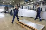 В Ленинградской области компания «Гесер» запустила импортозамещающее производство судовых изделий