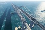 Арки крымского моста воссозданы в максимально точной 3D модели