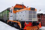 ООО НПП «ПОЛЕТ» освоило выпуск промышленных маневровых тепловозов ТЭМ241