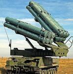 Зенитно-ракетные подразделения общевойсковой армии ЮВО получили новые ЗРС «Бук-М3»